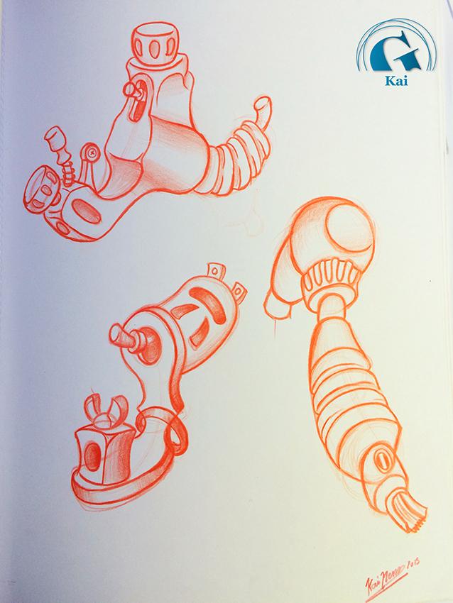 A la d couverte de kai jeune tatoueur en devenir graphicaderme - Dessin new school ...