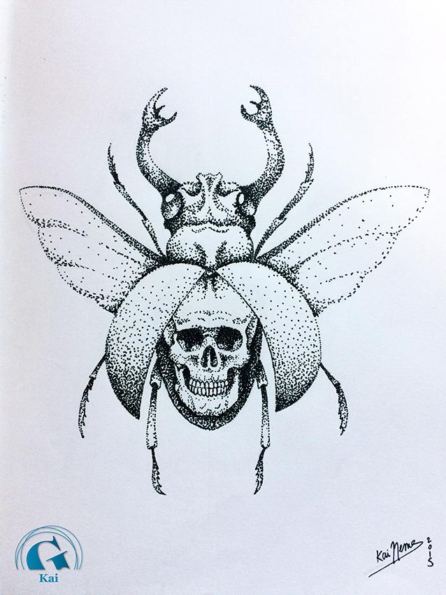 Crane dessin tatouage tattoo pictures to pin on pinterest - Tatouage crane mexicain ...