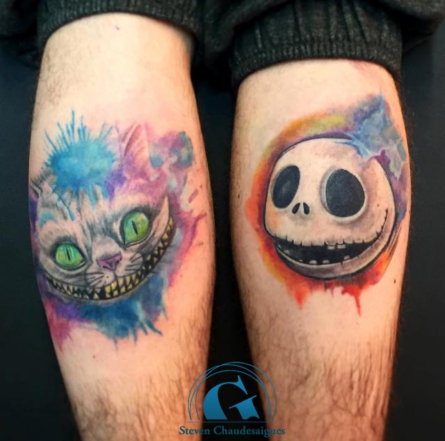 tatouage chat : ça ronronne au salon graphicaderme avignon