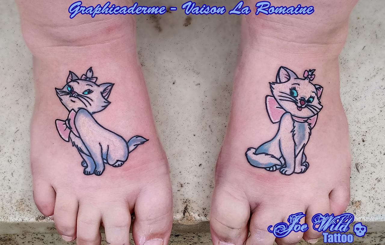 Votre Reference Pour Vos Tatouages Disney Graphicaderme Vaison