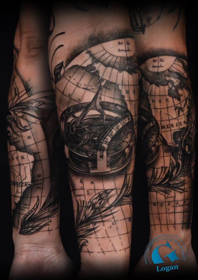 graphicaderme : tatouage et piercing en france depuis 1986