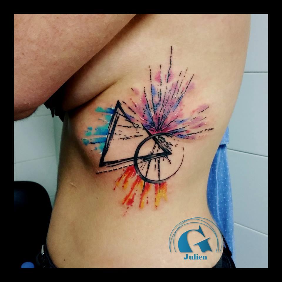 Graphicaderme,avignon,graphique,couleurs,vaucluse,tatouage