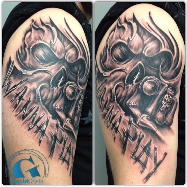 Tatouage Homme Graphicaderme