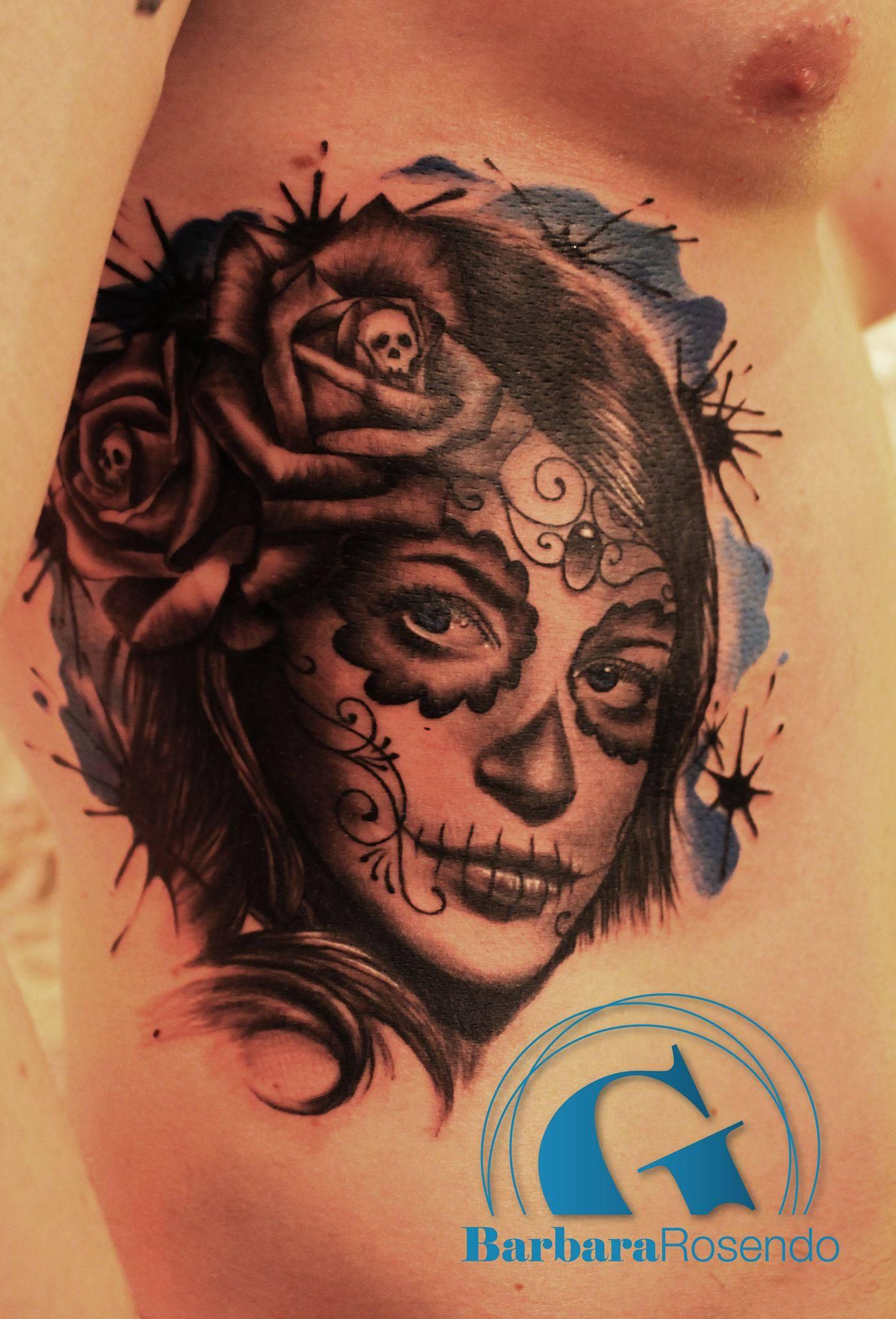 Tatouage Chicano Graphicaderme