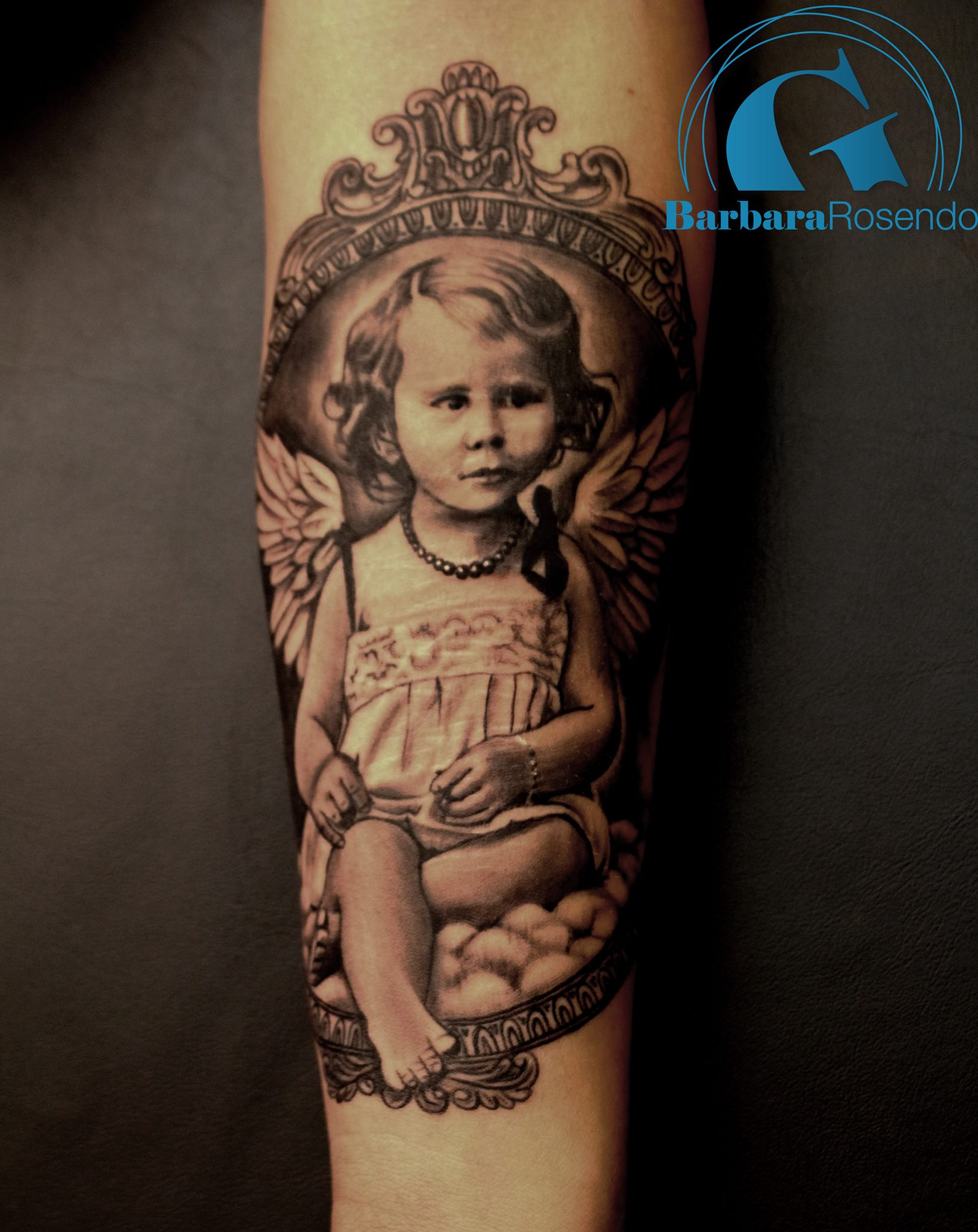Tatouage Portrait Graphicaderme