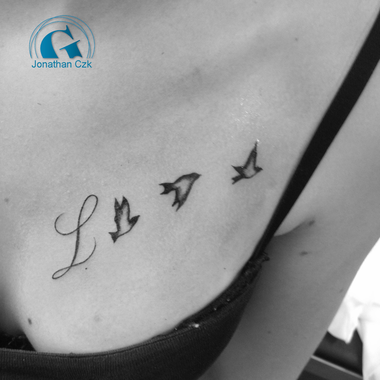 lettre l tatouage Tatouage lettre | Graphicaderme lettre l tatouage
