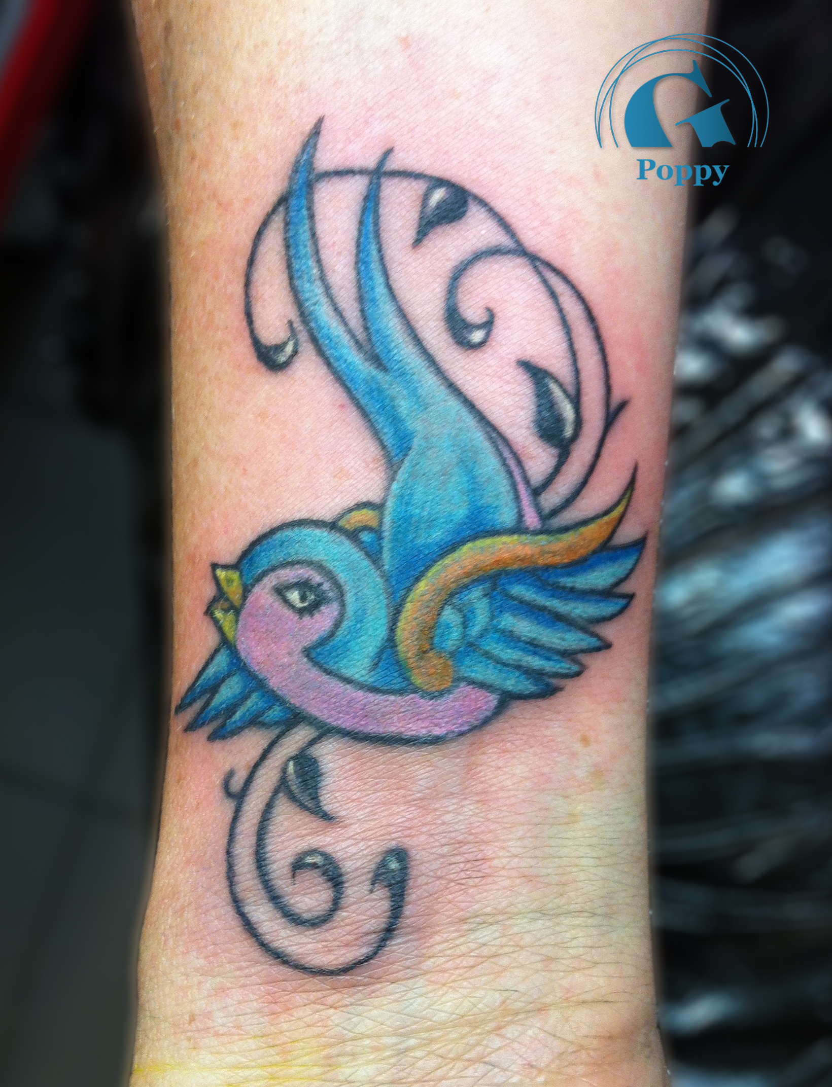3d tatouage victoria beckham nuque signification galerie tatouage - Tatouage hirondelle signification ...