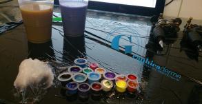 Encres de couleur caps pour tatouage boutique Avignon