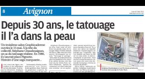 journal-la-provence-stephane-chaudesaigues-tatoueur-avignon