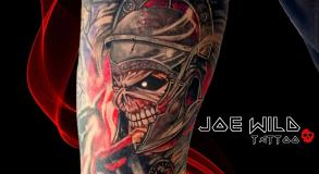 tatoueur-vaison-bollene-nyons-carpentras-valreas-malaucene-joe-wild-tattoo-iron-maiden