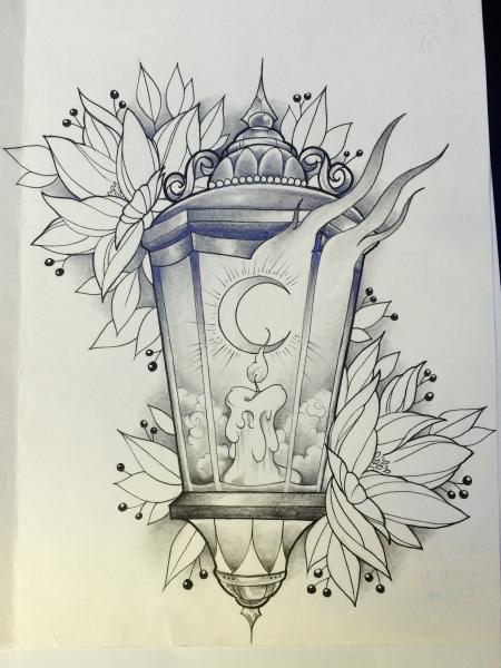 Poppy une jeune artiste d couvrir graphicaderme - Fleur tatouage dessin ...