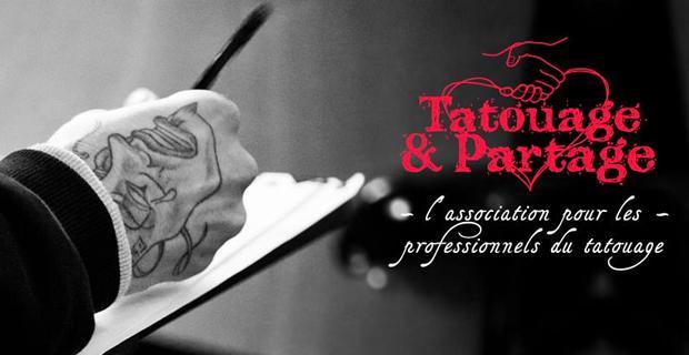l association tatouage partage salons tatouage graphicaderme. Black Bedroom Furniture Sets. Home Design Ideas