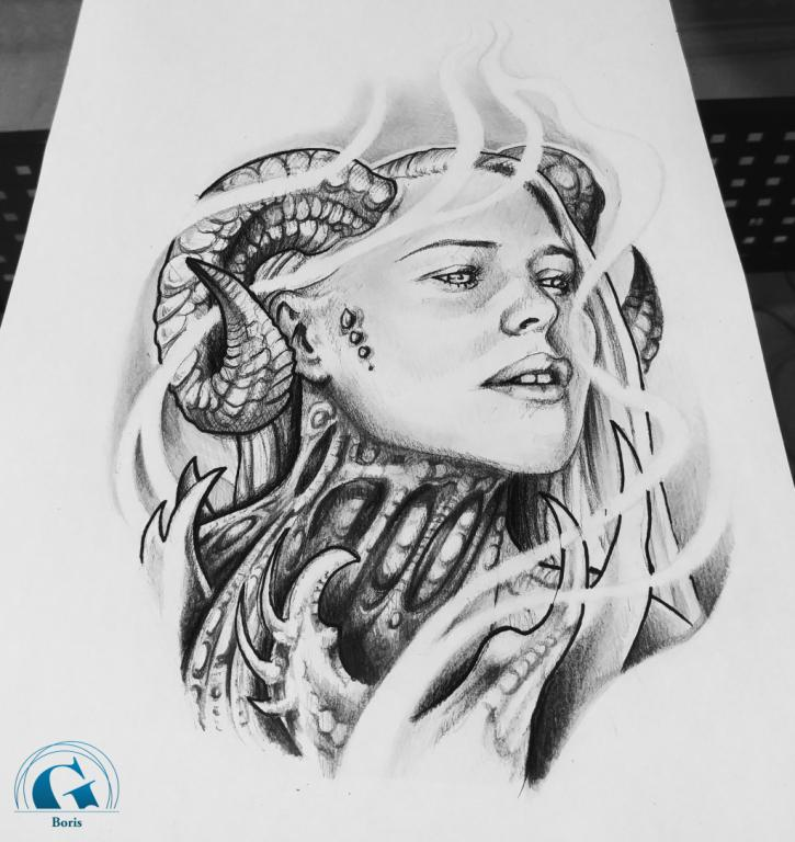 graphicaderme-avignon-vaucluse-paca-tatouage-ideetattoo-tatouagefemme-tatouagehomme-portait-boris-tatoueur