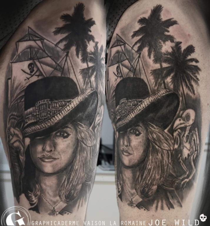meilleure-tatoueuse-vaison-joe-wild-tatouage-femme-pirate-tattoo