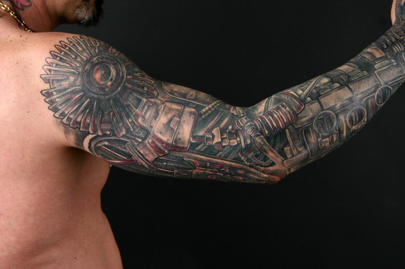 Tatouages r alis s par st phane chaudesaigues graphicaderme for Salon tattoo paris