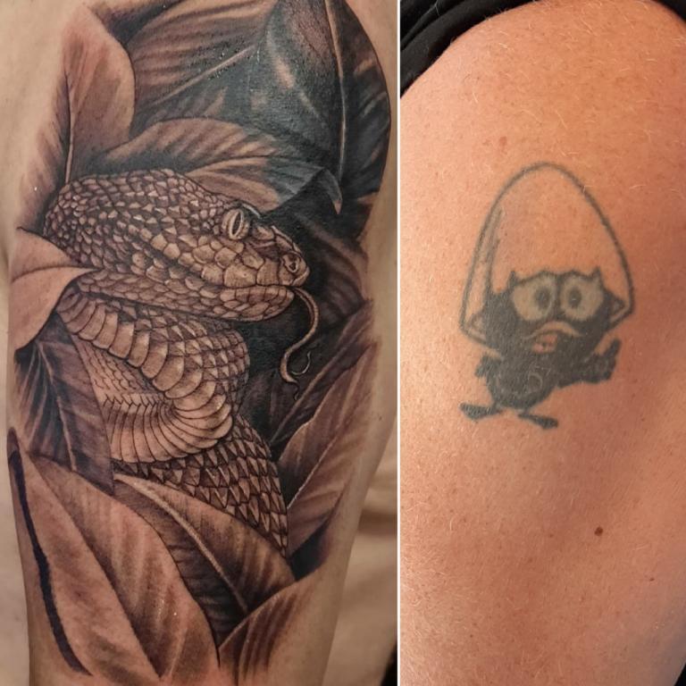 steven-chaudesaigues-tatoueur-orange-vaucluse-cover-recouvrement-serpent