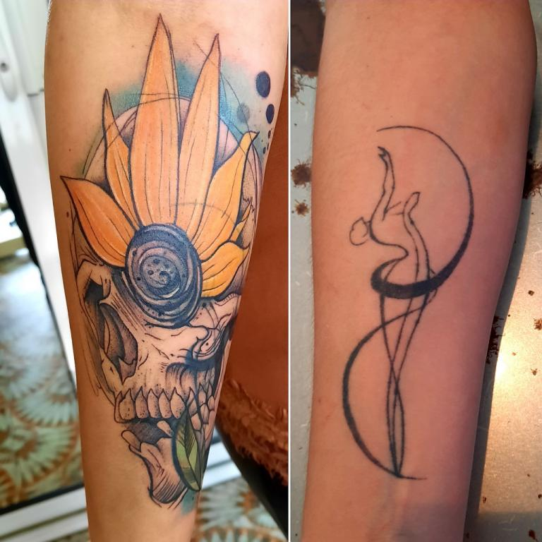 steven-chaudesaigues-tatoueur-orange-vaucluse-cover-recouvrement-tournesol