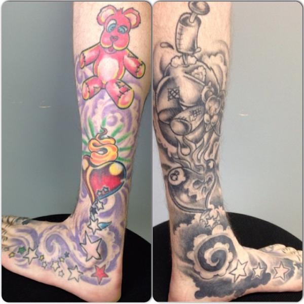 David coste tattooman sp cialiste du recouvrement for Recouvrement pour galerie