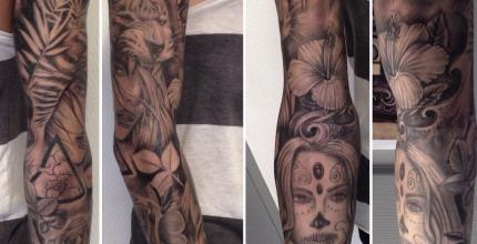 tatouage_noir_et_gris_famille_steven_chaudesaigues_studio_graphicaderme_avignon