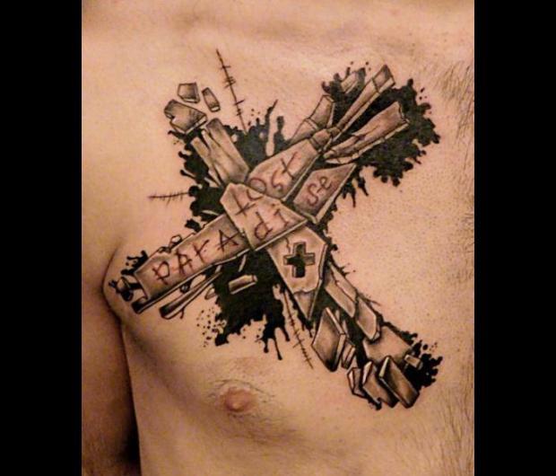 Croix egyptienne tatouage - Signification oeil tatouage ...