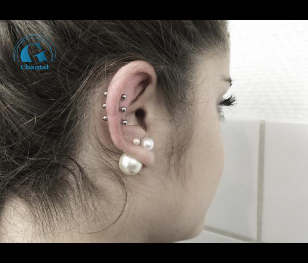 Piercing Cartilage Graphicaderme