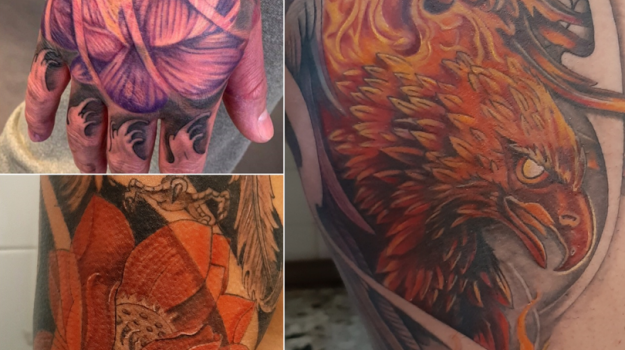 steven-chaudesaigues-meilleur-tatoueur-orange-vaucluse-graphicaderme-tattoo-rouge