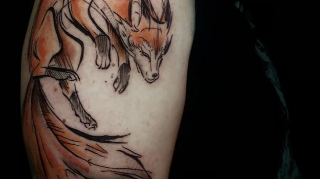 meilleur-tatoueur-paris-bro-vanthorn-tatouage-tattoo-renard-plongeon