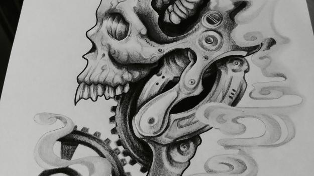 graphicaderme-boris-dessin-crane-tatouage-skull-vaucluse-paca-avignon-tatoueur