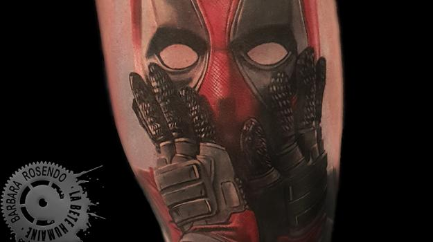 meilleure-tatoueuse-paris-barbara-rosendo-tatouage-deadpool-tattoo