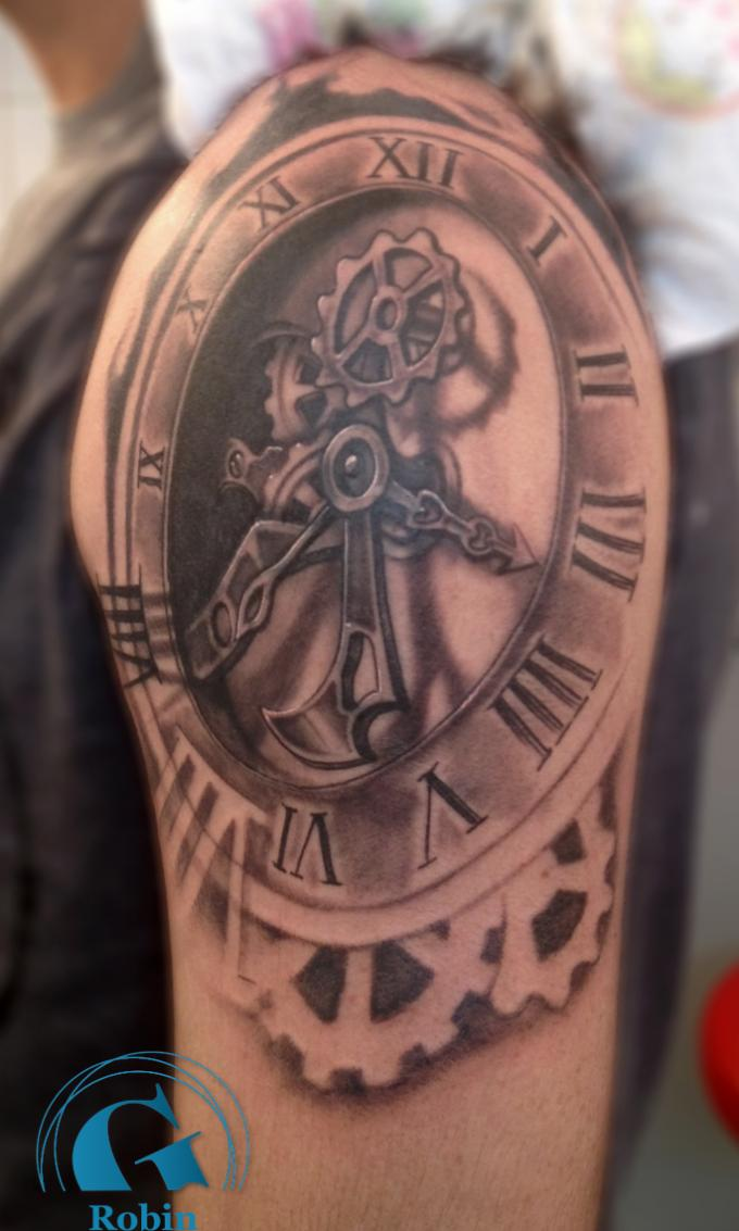 Montre gousset tattoo signification - Montre a gousset tattoo ...