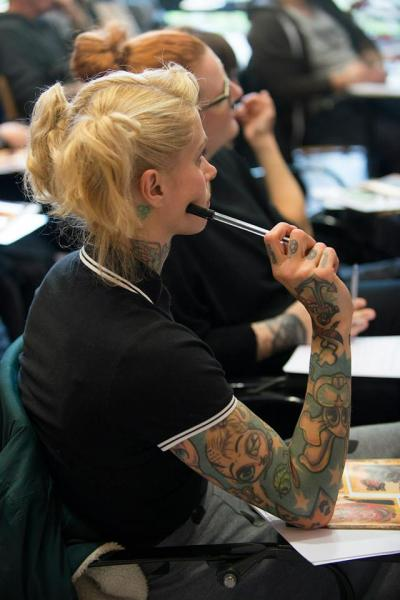 s minaire tatouage et partage avignon t moignages de tatoueurs participants graphicaderme. Black Bedroom Furniture Sets. Home Design Ideas