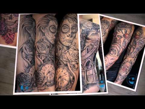 Steven Chaudesaigues, tatoueur chez Graphicaderme